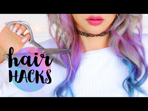 10 Hair Hacks Every Girl Should Know!