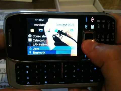 Celular con WIFI E75+ PRO Dual Sim. Tv. Mp3. JAVA. G-sensor. Teclado QWERTY. Camara y mucho mas....