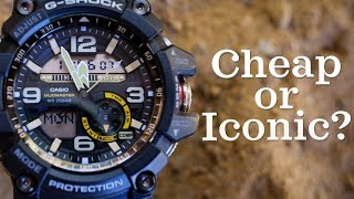 The History of the G-Shock | Cheap or Iconic?