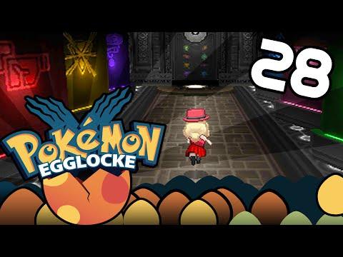 Pokémon X Egglocke!! - Ep 28