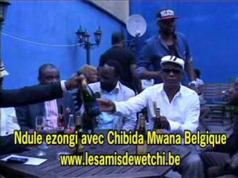 Ndule ezongi avec Chibida présentation Alimia