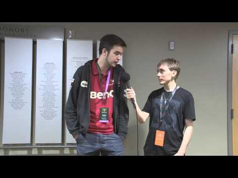 Interview with Synderen @ The International 2013 (русские субтитры - 11 августÐ
