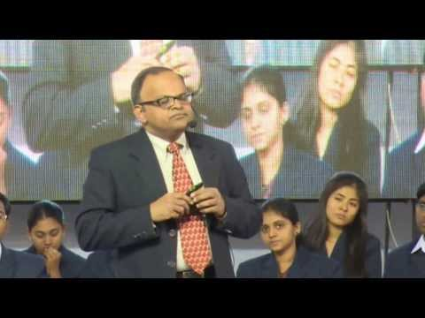 Mr. L. Krishnan Speech, Sona College Annual Day Celebrations 2014 - Part I - Tamilnadu, India