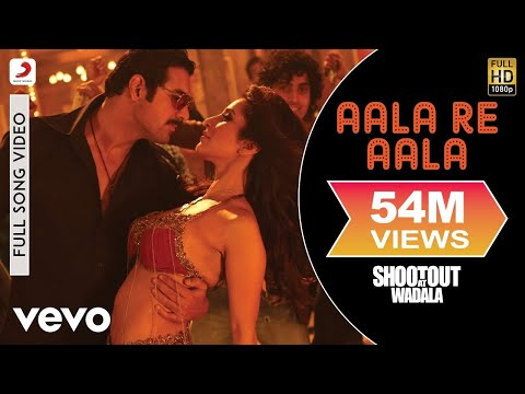 Shootout at Wadala - Aala Re Aala Video | Mika Sunidhi