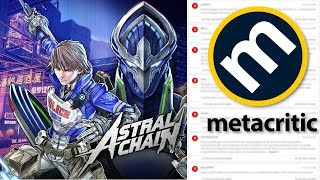 Astral Chain Is Getting Review Bombed...So Let's Read A Few