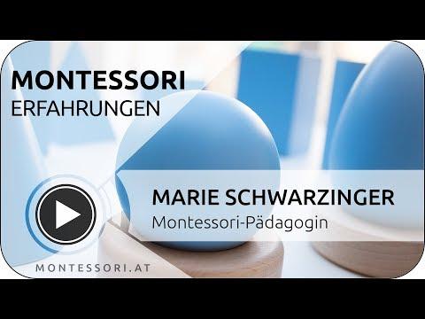 Montessori Erfahrungen - Marie Schwarzinger | MONTESSORI.AT