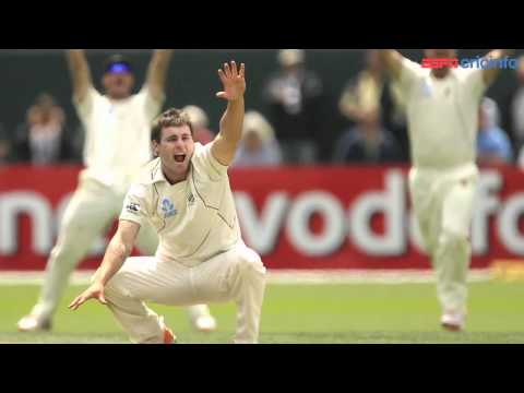 ESPNcricinfo Awards 2011 - Winner Test Bowling: Doug Bracewell
