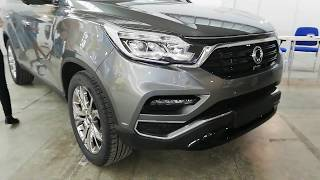 The 2019 SsangYong Rexton is a great SUV that you can't buy in America