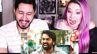 KADHALUM KADANTHU POGUM | Vijay Sethupathi | Tamil | Trailer Reaction w/ Tiffany!