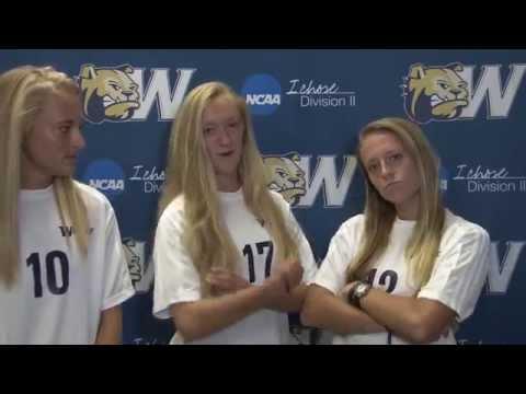 2014 Wingate Women's Soccer - Meet the Bulldogs Video Roster