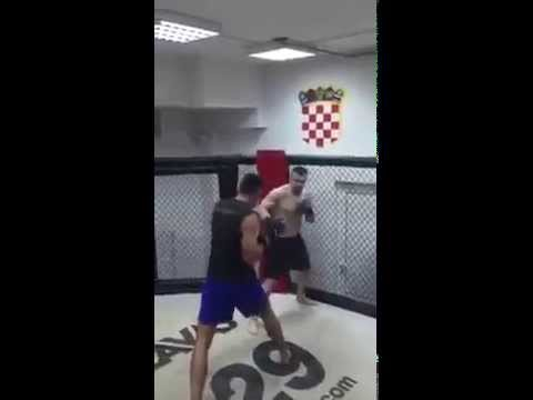 Cro Cop - Trening / Training (Prosinac / December 2014)