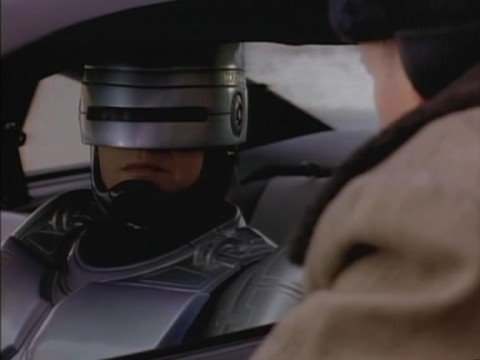 RoboCop The Series 1x07 - Zone Five
