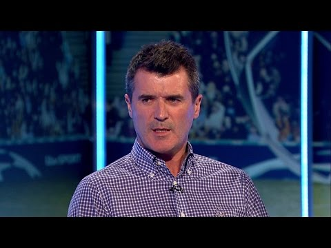 Roy Keane SLATES Wayne Rooney!- Why's He Slapping A Wrestler? Doesn't Look In Great Shape, Looks Off