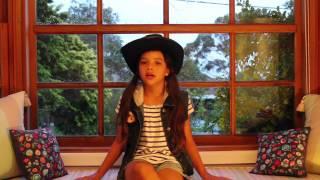 Strummer girl by Daniela Marenbach