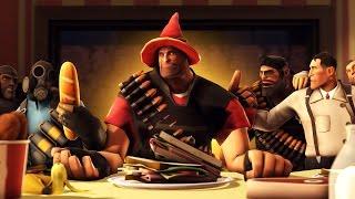 [TF2] The Hoovys Last Supper