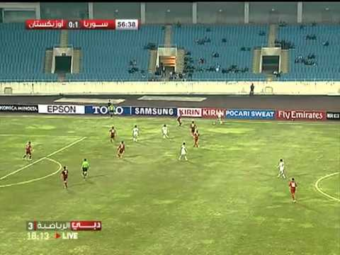 Uzbekistan U23 2:1 Syria U23 - @2012 Olympics Asian Qualifiers - 27.03.2011 full match