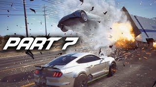 Need for Speed Payback Gameplay Walkthrough Part 7 - HIGHWAY HEIST (Full Game)