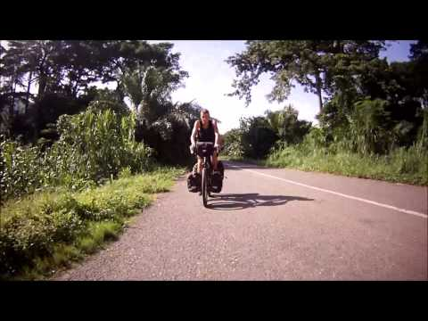 Cycling West-Africa