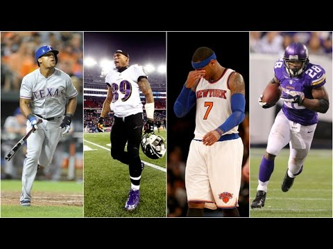 10 Sports Stars Running Out Of Time to Win A Championship