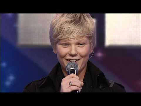 Australia's Got Talent - Jack Vidgen - And I Am Telling You I'm Not Going - AGT 31 May 2011