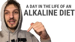 Alkaline Vegan Diet - A Day in the life of The Alkaline Life Coach  - #DrSebi #BioElectricChallenge