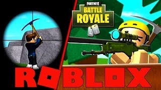 NIEUWE VETTE FORTNITE GAME IN ROBLOX !!
