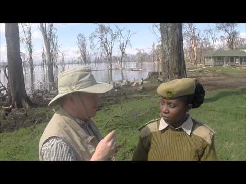 Interview with Kenyan Wildlife Service Education Specialist Carol Mwebia