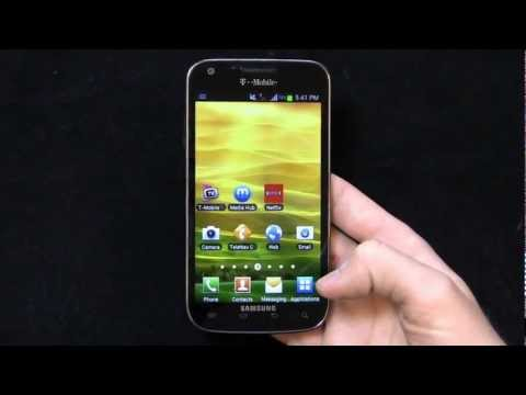 T-Mobile Samsung Galaxy S II Ice Cream Sandwich Walkthrough