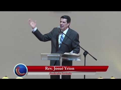 Rev. Josué Yrion