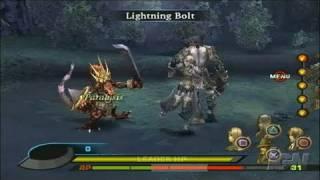 Valkyrie Profile 2: Silmeria PlayStation 2 Gameplay -