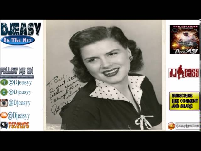 Patsy Cline Best Of The Greatest Hits Compile by Djeasy
