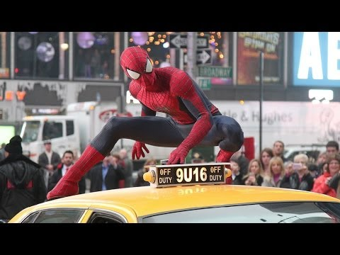 Mark Kermode mini-reviews The Amazing Spiderman 2