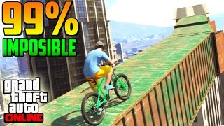 99% IMPOSIBLE!!! CALENTITO!!! - Gameplay GTA 5 Online Funny Moments