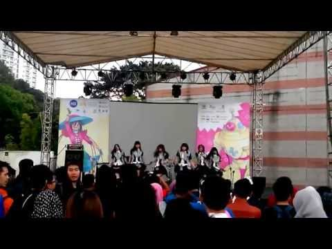 [20141026] Sweet Vanilla Project covering AKB48 (UZA, Beginner & 真夏のSounds Good!)