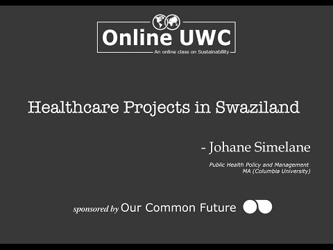 Healthcare Projects in Swaziland