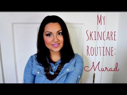 My Murad Skincare Routine