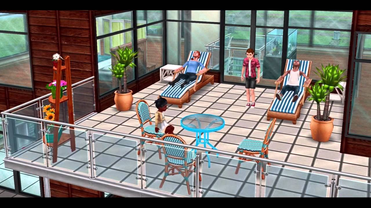 The sims freeplay - dream homes gameplay trailer (google pla.