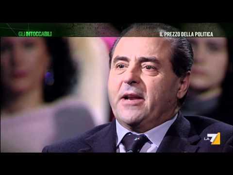 Di Pietro su Antonio Razzi Gli Intoccabili 07 12 11