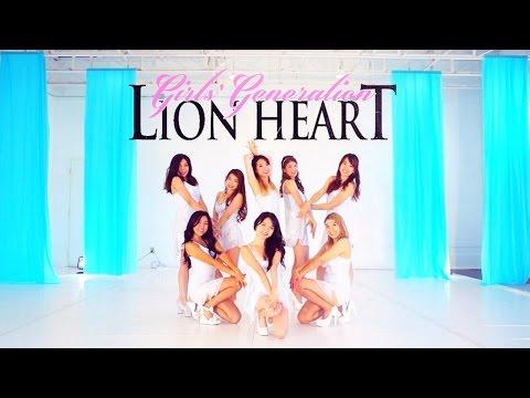[EAST2WEST] Girls' Generation (소녀시대) - Lion Heart Dance Cover