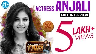 download lagu Actress Anjali Exclusive Interview  Frankly With Tnr #52 gratis