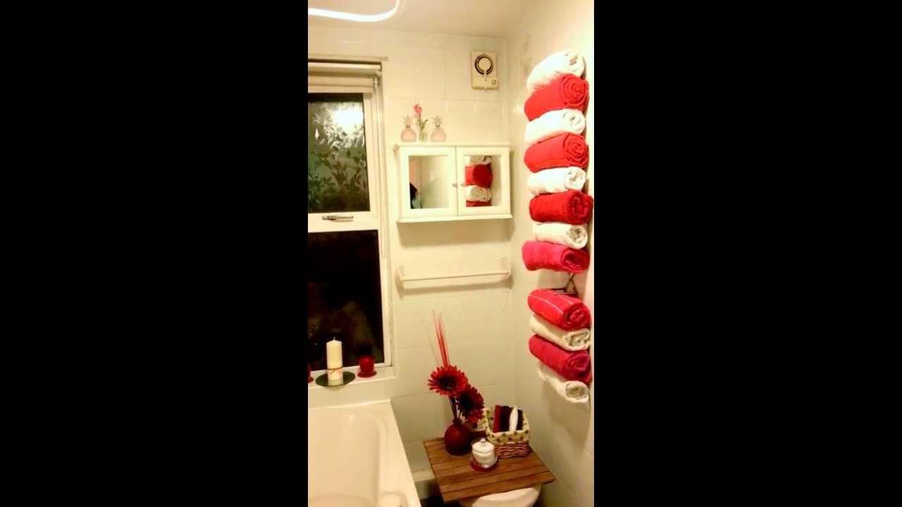 Cheap diy bathroom storage organise idea youtube