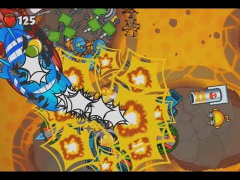 100,000 Sub Special  Part C  Bloons Monkey City Mobile