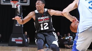 Best Crossovers From NBA Summer League 2014
