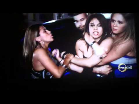 BGC7 New Orleans-Angie vs Nastasia (Angie and Shelly get arrested)