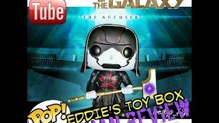 Funko Pop! Guardians of the Galaxy: Ronan Review