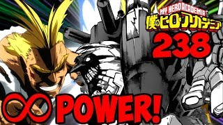 Villains Go PLUS ULTRA! - My Hero Academia Chapter 238 Review (Spoilers)