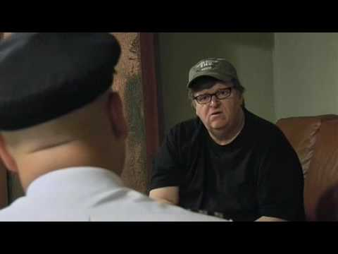 Michael Moore's 'Capitalism: A Love Story' - Pilots on Food Stamps