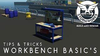 Stormworks Workbench Basic's (Tips & Tricks)