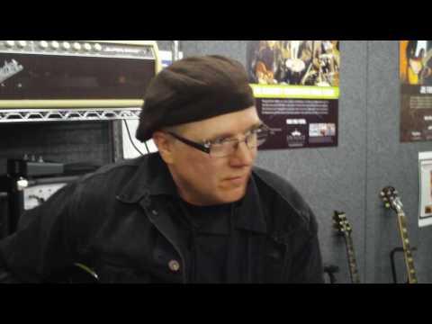 Chris Poland test drives the new Eminence FDM speaker