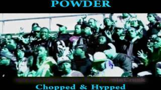PROJECT PAT - Powder (Chopped & Hypped)